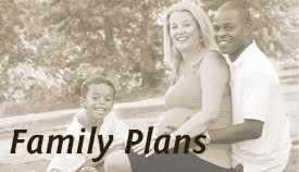 Family Plans