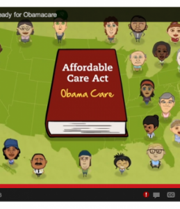 Affordable Care Act video still
